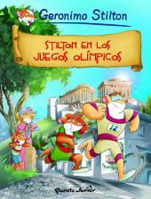 Stilton en los Juegos Olímpicos: Cómic Geronimo Stilton 10