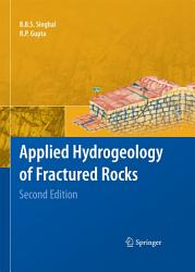 Applied Hydrogeology of Fractured Rocks PDF