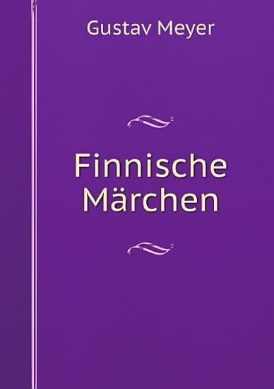 Finnische M rchen PDF