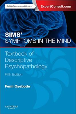 Sims  Symptoms in the Mind E Book PDF