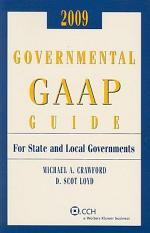Governmental GAAP Guide 2009
