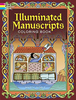 Illuminated Manuscripts Coloring Book