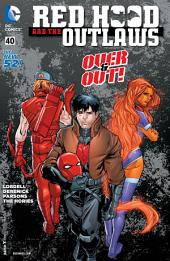 Red Hood and the Outlaws (2011-) #40