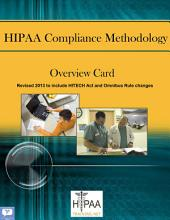 HIPAA Compliance Methodology Overview Card
