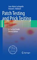 Patch Testing and Prick Testing PDF