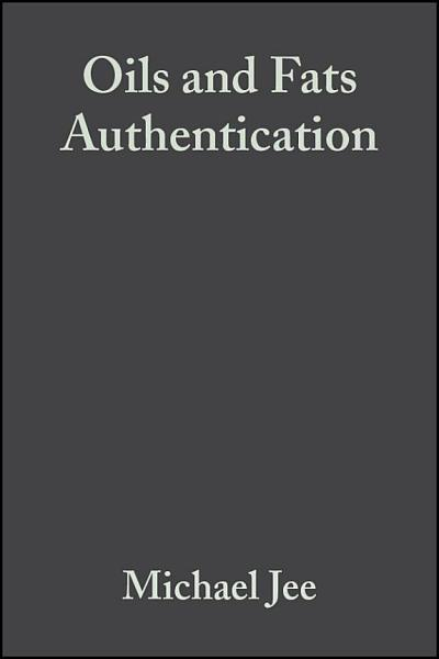 Download Oils and Fats Authentication Book