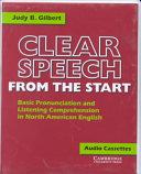 Clear Speech from the Start Audio Cassette Set  3 Cassettes  PDF