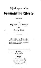 Dramatische Werke: Band 3