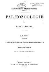 Handbuch der Palæontologie: Teil 1,Band 1