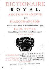 Dictionaire Royal: françois-anglois, Volume 2