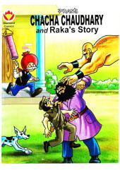Chacha Chuadhary And Raka's Story English