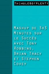 Résumé de 3x3 minutes, Mash-up du succès avec Tony Robbins, Brian Tracy et Stephen Covey