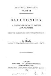 Ballooning: its history and principles