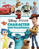 Disney Pixar Character Encyclopedia PDF