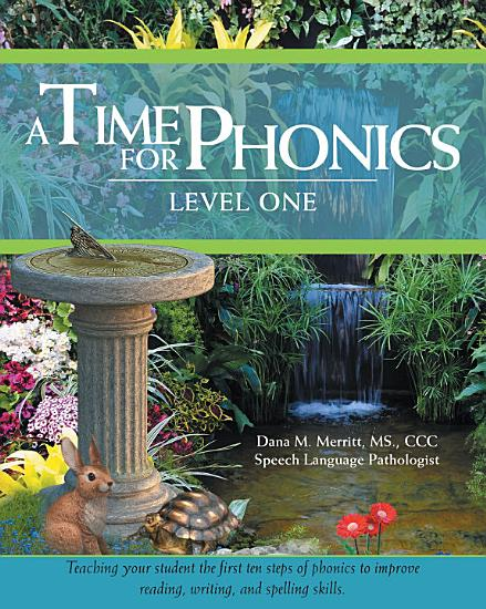A Time For Phonics  Level One PDF