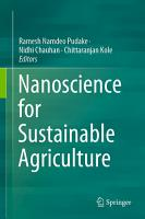 Nanoscience for Sustainable Agriculture PDF