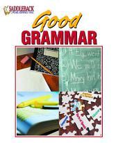 Good Grammar!