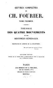 Œuvres complètes de Ch: Fourier ...