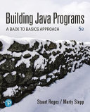 Building Java Programs PDF