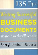 135 Tips for Writing Successful Business Documents PDF
