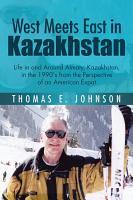 West Meets East in Kazakhstan PDF