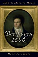 Beethoven 1806 PDF
