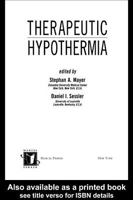 Therapeutic Hypothermia PDF