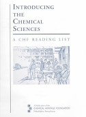 Introducing The Chemical Sciences