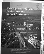 TH 36/STH 64 St. Croix River Crossing Project