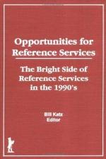 Opportunities for Reference Services
