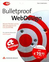 Bulletproof WebDesign PDF