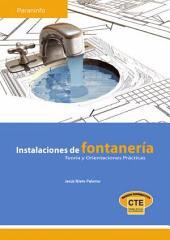 Instalaciones de fontanería : teoría y orientación práctica