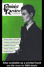 Feminist Review: Issue 40