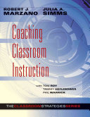 Coaching Classroom Instruction Book