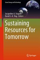 Sustaining Resources for Tomorrow PDF