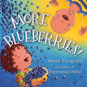 More Blueberries  Book