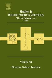 Studies in Natural Products Chemistry: Bioactive Natural Products, Part 11