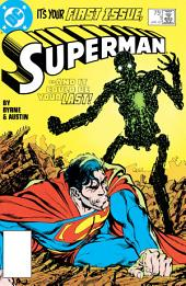 Superman (1987-) #1