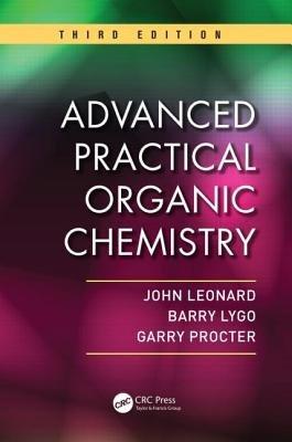 Advanced Practical Organic Chemistry  Third Edition PDF