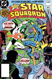 All-Star Squadron (1981-) #27