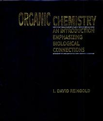 Organic Chemistry Or The Happy Carbon Book PDF
