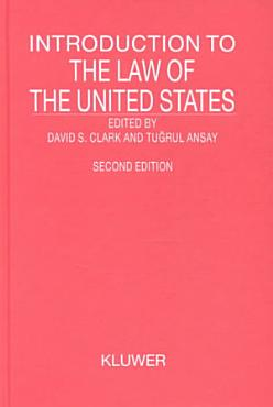 Introduction to the Law of the United States PDF