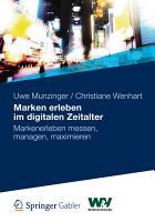 Marken Erleben Im Digitalen Zeitalter PDF