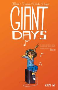 Giant Days Book