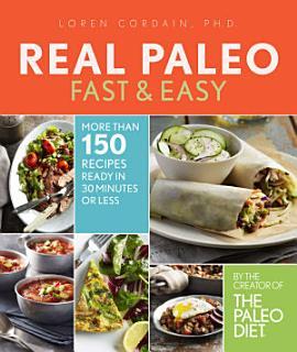 Real Paleo Book