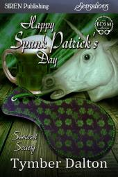 Happy Spank Patrick's Day [Suncoast Society]