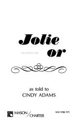 Jolie Gabor PDF