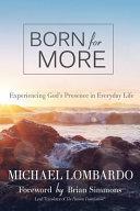 Born For More