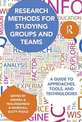 Research Methods for Studying Groups and Teams PDF