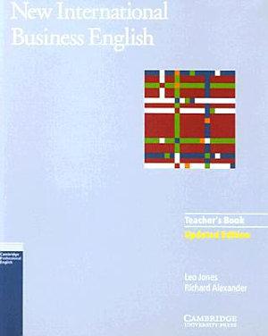 New International Business English Updated Edition Teacher s Book PDF